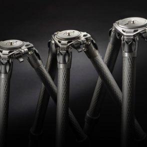 Gitzo updates Systematic professional tripod range