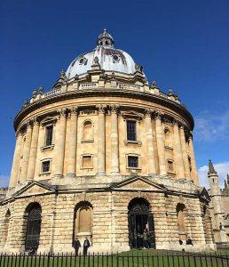 Start of worldwide photo walk in Oxford 2016