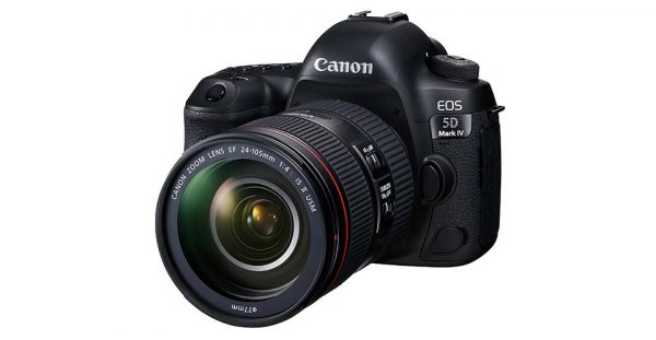 firmware update eos 5d mark iv
