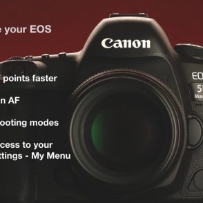 Customising your EOS camera, beyond the basics
