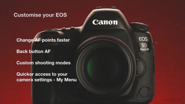 Customise your EOS