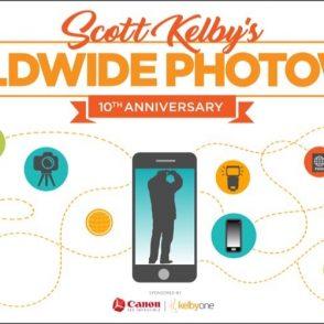 Scott Kelby's Worldwide Photowalk in Oxford is now FULL