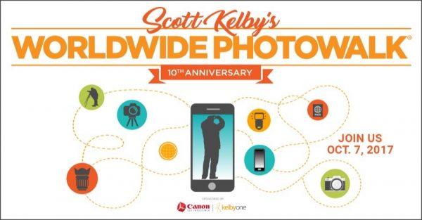 Scott Kelby's Worldwide Photowalk in Oxford