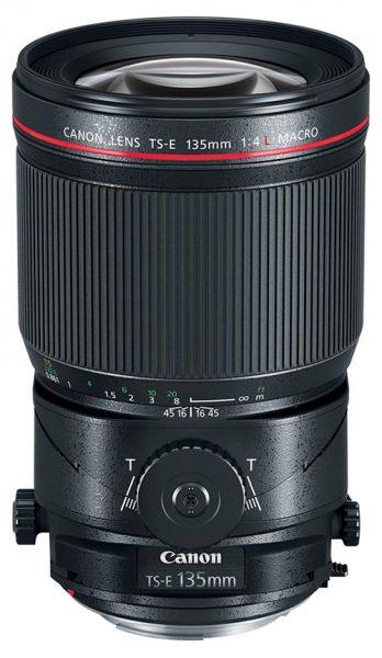 TS-E 135mm f/4L MACRO