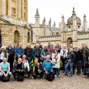 Thanks for joining me in Oxford for Scott Kelby's Worldwide Photowalk 2017