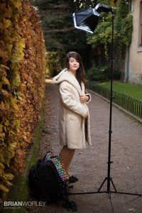 behind the scenes, location portraits, Oxford
