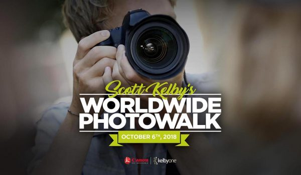 Scott Kelby's Worldwide Photo Walk 2018
