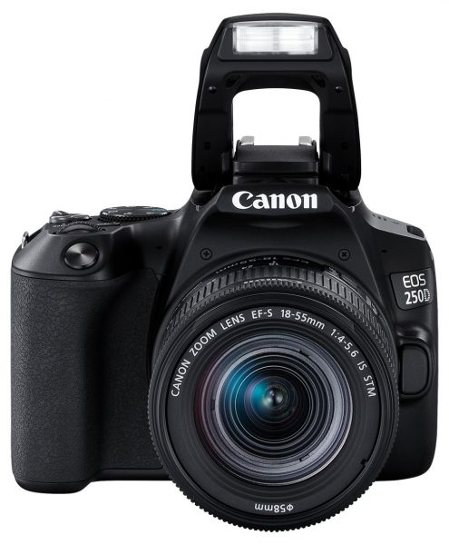 Canon launches EOS 250D with 4K video capability