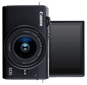 EOS M200 vertical video