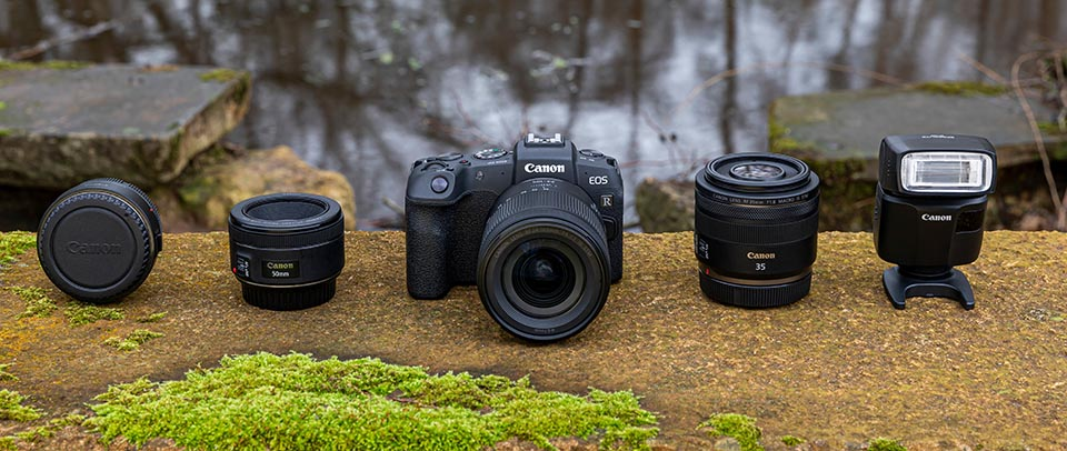 firmware updates for EOS lenses and accessories