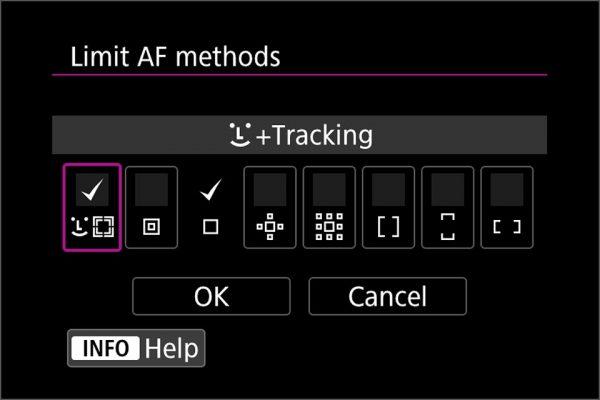 Limit AF methods