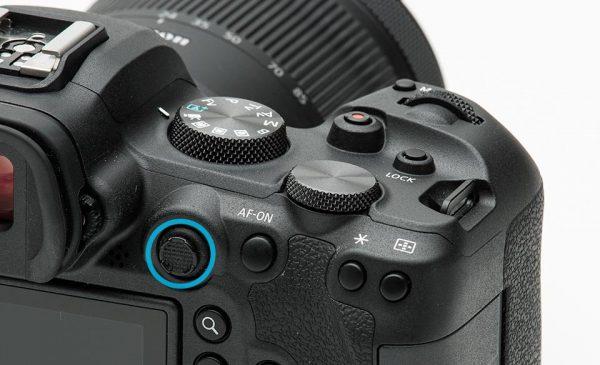 EOS R6 joystick multi-controller