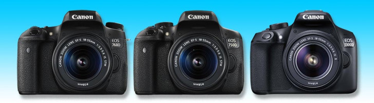 Can I connect EOS 760D, 750D or 1300D to a computer with wifi?