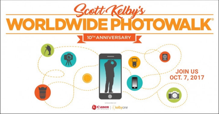 Scott Kelby's Worldwide Photowalk in Oxford is now FULL