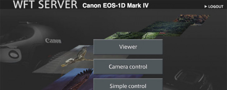 Controlling your EOS camera with your iPhone