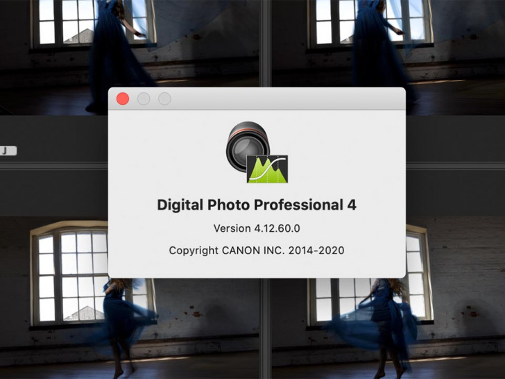 DPP 4.12.60 to process EOS R5 RAW files