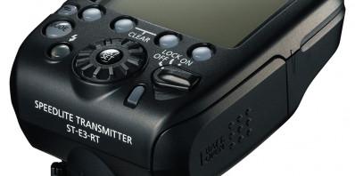 Canon updates Speedlite Transmitter ST-E3-RT – version 2