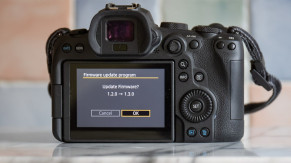 Eos R6 firmware update