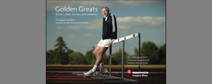 Drew Gardner's Olympic Golden Greats Exhibition