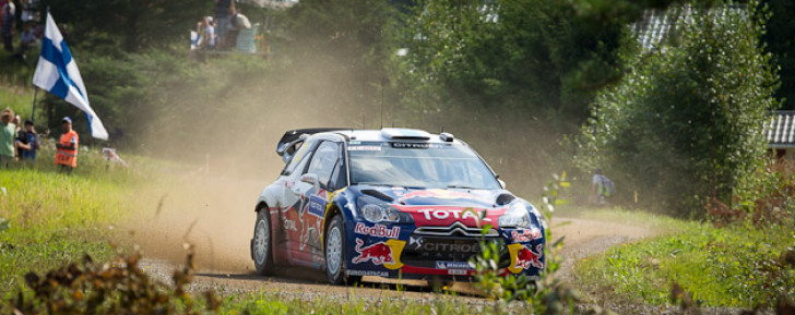 Ralli Finland: high-speed sport in the land of lakes and trees