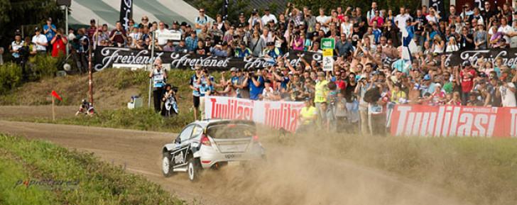 Neste Oil Rally Finland 2012 – final part