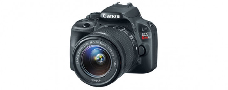 Worlds smallest and lightest DSLR - EOS 100D / EOS SL1
