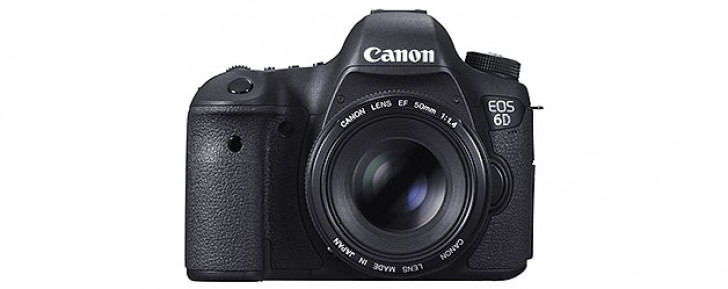 Firmware update v1.1.3 now available for Canon EOS 6D