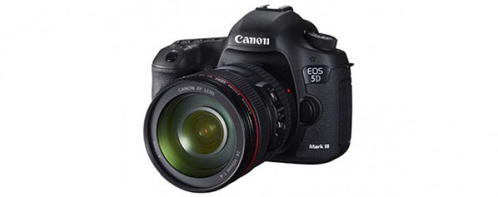 EOS 5D Mark III firmware update coming 30th April 2013