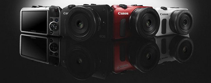 Canon EOS M now with 2.3x faster AF - just install the latest firmware
