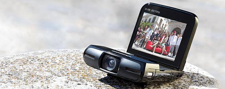 Canon introduces LEGRIA mini camcorder
