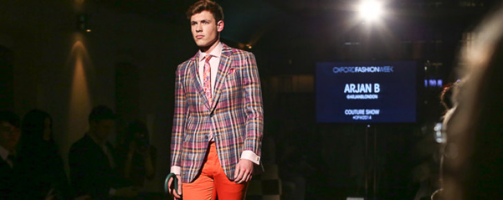 Oxford Fashion Week Couture Show time-lapse video