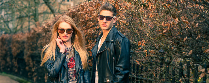 Cara & Oliver location test shoot in Oxford