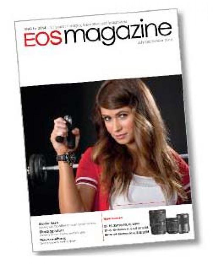 Training and writing for EOS Magazine