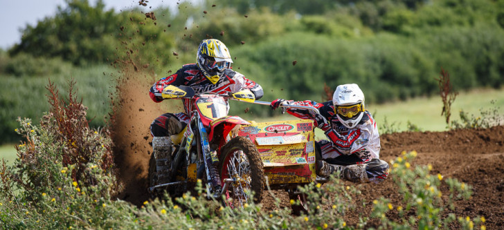 Maxxis British Sidecarcross Championship, round 5 at Toddington