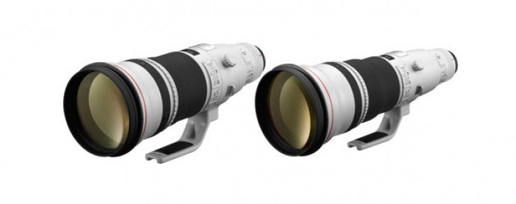Canon issues update on availability of new lenses
