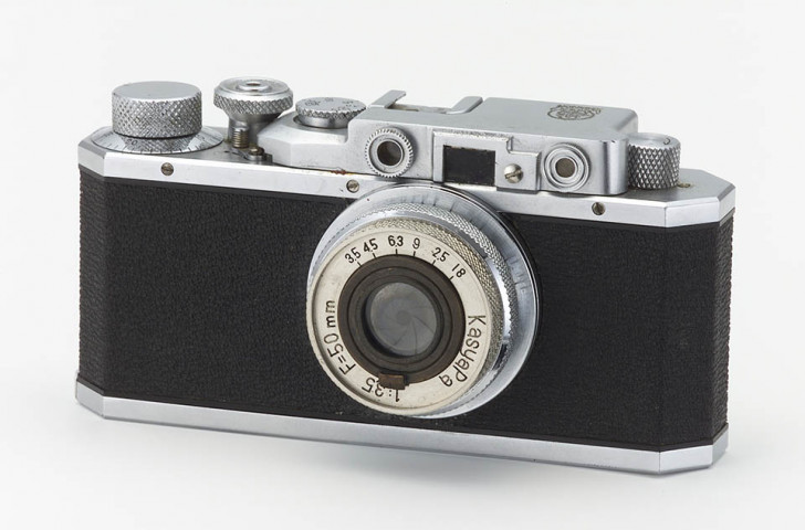 Kwanon camera was the first camera by Canon