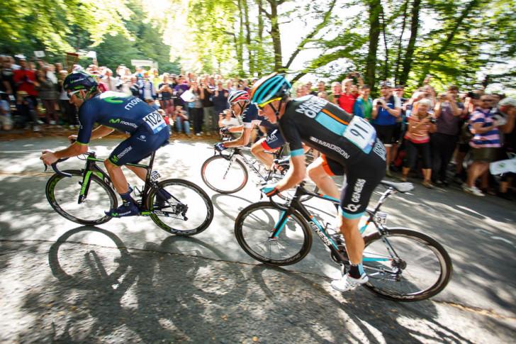 Tour of Britain – Bath to Hemel Hempstead climbs Chinnor Hill