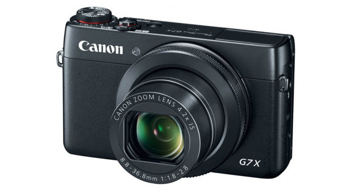 Canon launches PowerShot G7 X