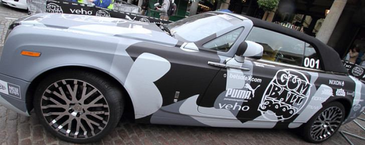 Gumball 3000 – London to Istanbul