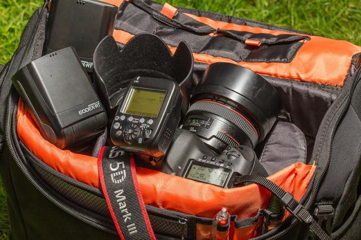 EOS camera and Speedlite flash workshop