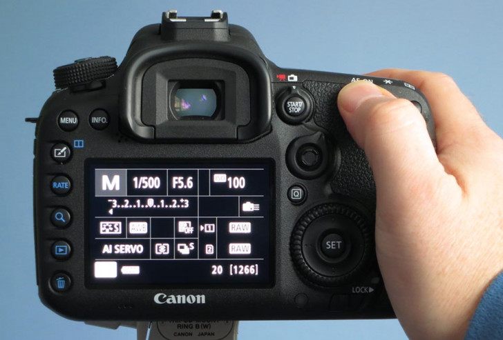 Back button AF on steroids with EOS 7D Mark II