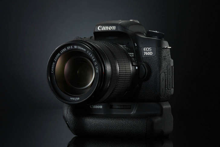 Canon launches EOS 750D and EOS 760D DSLR cameras