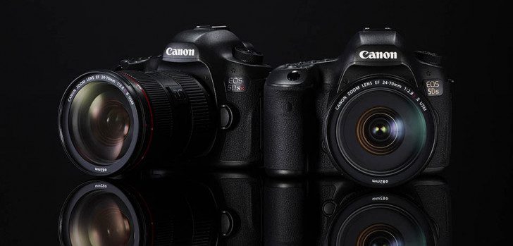 Canon EOS 5DS and EOS 5DS R break the 50MP barrier