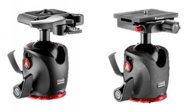 Manfrotto XPRO ball head for 190 and 055 tripods