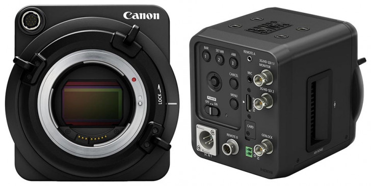 ISO 4 million is here… Canon ME20F-SH
