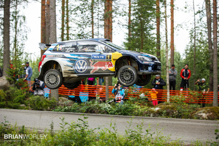 Flying Frenchman in Finland