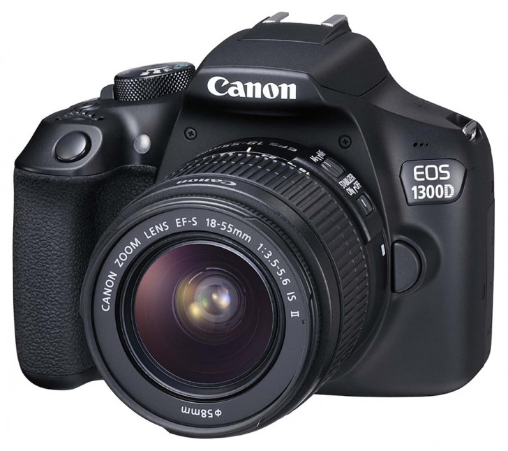 Canon launches EOS 1300D entry-level DSLR camera