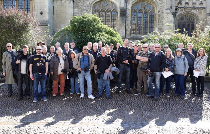 Scott Kelby's Worldwide Photo Walk in Oxford – thank you