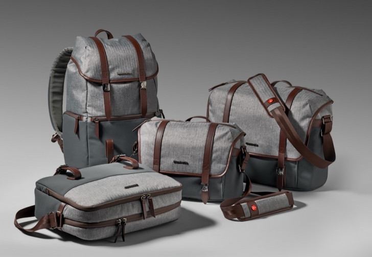 New Manfrotto bags