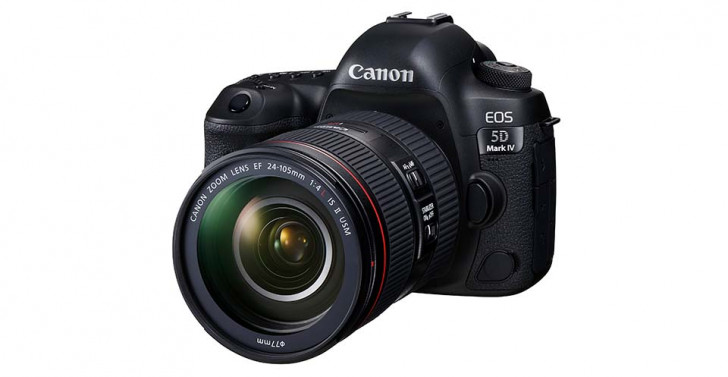 Firmware update 1.0.4 for EOS 5D Mark IV